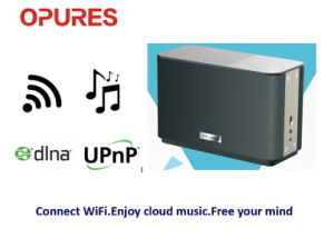 OPURES Hot Multiroom Powerful Subwoofer WiFi Wireless Home Audio Speaker