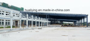 Prefabricated Low Cost Steel Structure for Warehouse pictures & photos