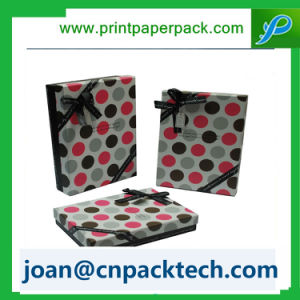 Competitive Price Colorful Dots Paper Box pictures & photos