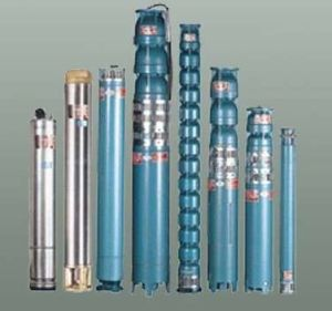 Qj Series of Deep-Well Submerged Water Pump pictures & photos