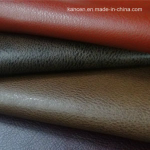 Abrasion Resistant Sofa Leather (KC-W069)