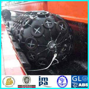 Yokohama Floating Foam Filled Rubber Fenders with CCS and ISO 17357 pictures & photos