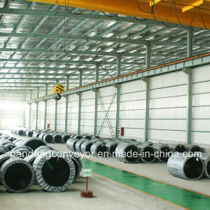 PVC Conveyor Belt / PVC Belting / PVC Conveying Belt pictures & photos