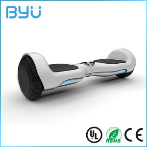 Us Fresh Stock 10-Inch Smart Balancing Two Wheel Scooter with Certificate, Samsung Battery