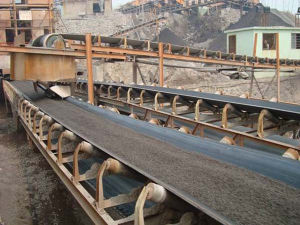 Large Conveyor Amount Belt Conveyor Manufacturer pictures & photos