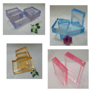 Acrylic Blocks, Acrylic Frame, Perspex Blocks, Acrylic Exhibition Stand pictures & photos
