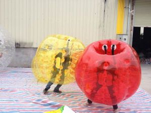 Inflatable Body Bubble Football Human Soccer Bump Ball pictures & photos