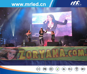 P10mm Full Color Outdoor RGB LED Panel for Advertising with CE& RoHS& CCC pictures & photos