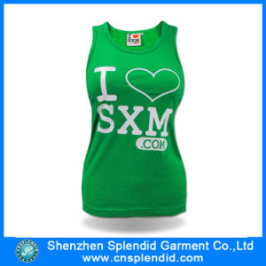 Wholesale Clothing Women Polyester Sports Stringer Gym Vest