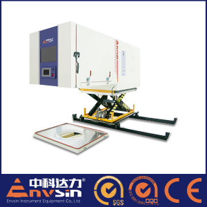 Environmental Chambers Combined with Shaking Table Test Machine