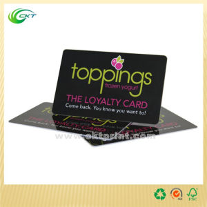 RFID PVC Card with Magnetic Stripe Gloosy Lamination (CKT-PC-370) pictures & photos