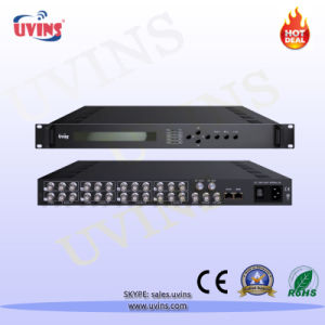 8 in 1 MPEG-2 Encoder Modulator (8CVBS) pictures & photos