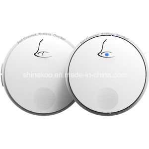 Self Powered No Battery Wireless Doorbell with Plug (SN900SW-UE) pictures & photos