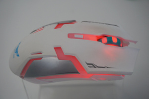 6 Keys 2.4G Wireless Mouse with Shining Breathing LED Light pictures & photos