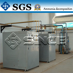 Furnace Atmosphere Protective Gas Ammonia Cracker pictures & photos