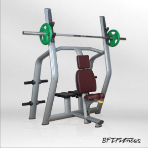 Vertical Bench/ Exercise Weight Bench/ Gym Shoulder Bench (BFT-2030) pictures & photos