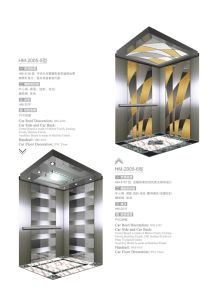 Isuzu Mrl AC Vvvf Passenger Elevator (IP j027) pictures & photos