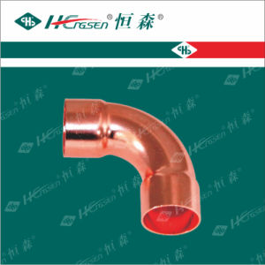 90 Long-Elbow/Copper Fitting/Pipe Fitting/Copper Elbow pictures & photos