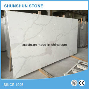 Best Selling White Quartz Stone Kitchen Countertops pictures & photos