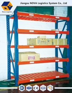 Medium Duty Steel Decking Shelving From Nova Logistics pictures & photos
