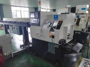 BS203 CNC Lathe New Condition Universal 3 Axis Mini Automatic CNC Turning Lathe for Sales pictures & photos
