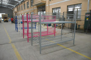 Metal Bunk Bed/Exported to Au Market/High Quality pictures & photos
