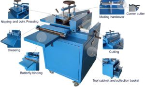 All in One Machine Photobook Station Album Maker (WD-PBW12A) pictures & photos
