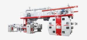 Automatic Booming Gear Ci Flexo Printing Machine