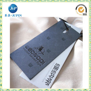 2016 Matte Laminated Paper Clothing Hangtag/Hangtag for Clothing (JP-HT002) pictures & photos