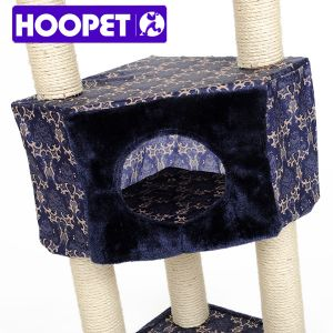 Luxurious Indoor Cat Tree House and Multi-Level Cat Tree pictures & photos