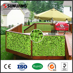 Sunwing Cheap Plastic Privacy Fence Panels for Sale pictures & photos