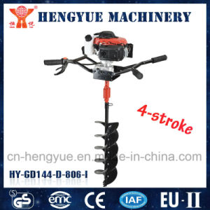 Ground Hole Digging Machine with High Quality pictures & photos