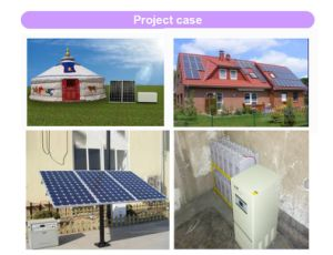 2016 New Design Hybrid Solar Power System pictures & photos