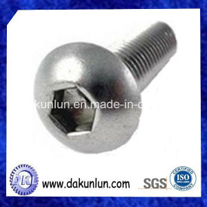 Stainless Steel Cup Head Inner Hex Screw, Pan Head Bolt pictures & photos