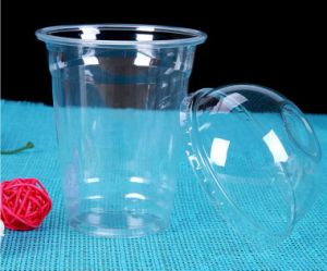 Disposable Plastic Pet Frozen Cold Drinking Cups pictures & photos