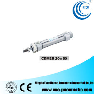 Cm2 Series Stainless Steel Mini Pneumatic Cylinder Cdm2b20*50 pictures & photos