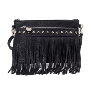Fashion Ladies Crossbody Bag Designer Lady Handbags with Fringe(2121) pictures & photos
