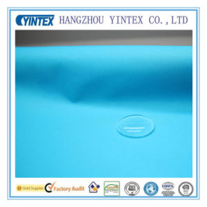 High Quality Knitting Water Proof Fabric, Blue pictures & photos