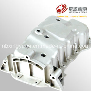 Chinese Finely Processed Stable Quality Skillful Manufacture Aluminium Automotive Die Casting-Oil Pan pictures & photos