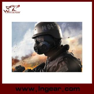 Tactical M04 Full Face Military Gas Mask Use for Wargame pictures & photos