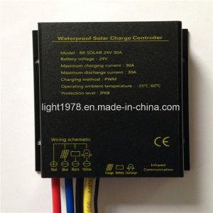 12V/24V Intelligent 8m Pole 60W Solar Street Light Price pictures & photos