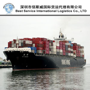 Freight Shipping Agent, Ocean Logistics Service, International Shipment FCL Container (20′′40′′) pictures & photos