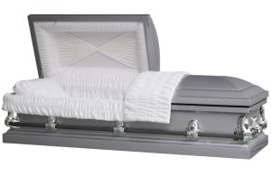 18 Ga Steel Mother Suqare Corner Us Casket pictures & photos