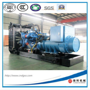 Mtu Generator 600kw/750kVA Power Diesel Generator pictures & photos