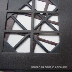 Top Sell High Quliaty Furniture PU Leather (KC-W016)