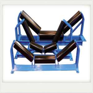 Conveyor Idler/Roller Idler with Quality Bearing and Shaft pictures & photos