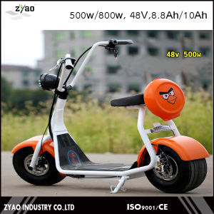 2016 Newest Two Wheels Colorful Customizable Citycoco Electric Scooter 800W/1000W Battery pictures & photos