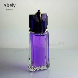 3.4fl. Oz Elegant Woman Shaped Glass Perfume Bottle pictures & photos