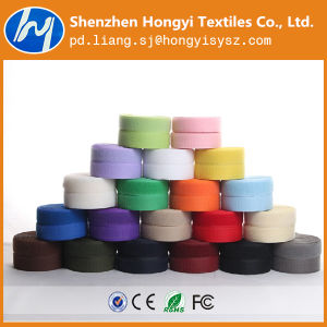 Colorful Nylon Elastic Fastener Tape Hook & Loop for Garments /Bags pictures & photos