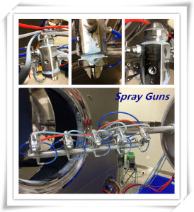 High Efficiency Gum Sugar Coating Machine pictures & photos